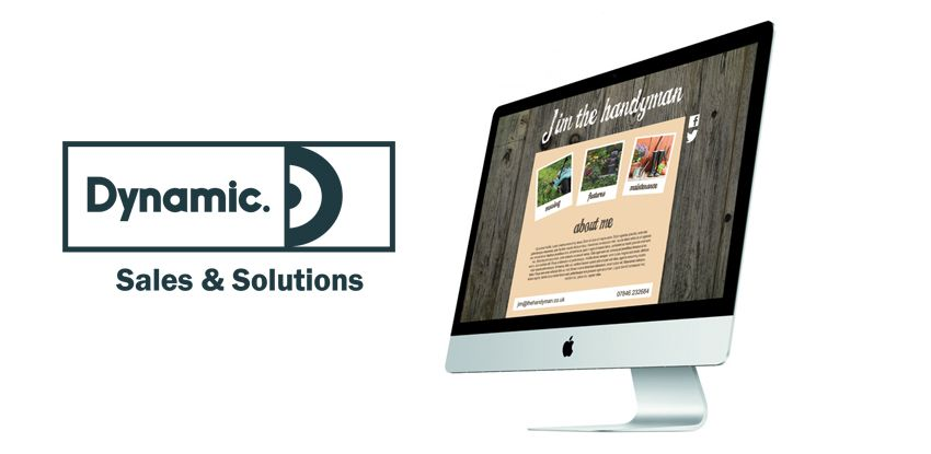 Even Small Businesses Need a Website!