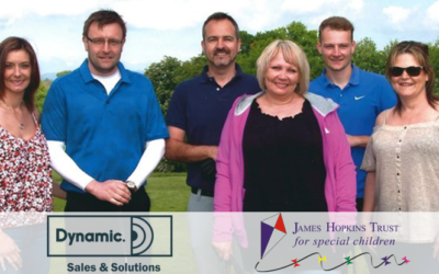 DSS Help Charity Golf Day!