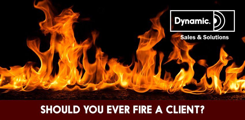 Should You Ever Fire a Client?