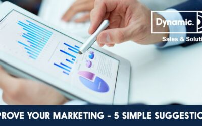 Improve Your Marketing