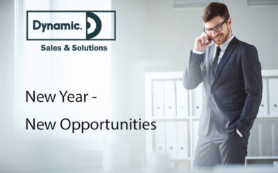New Year = New Opportunities