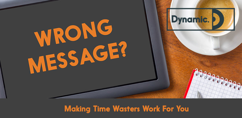 Making Time Wasters Work for You!