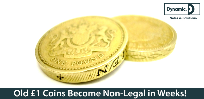 Old £1 Coins Become Non-Legal in Weeks!