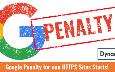 Google Penalty for non HTTPS Sites Starts!