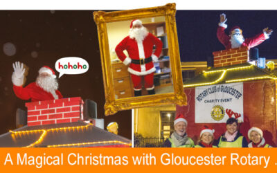 A Magical Christmas with Gloucester Rotary …