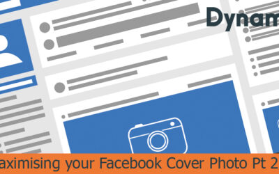 Maximising your Facebook Cover Photo Pt 2