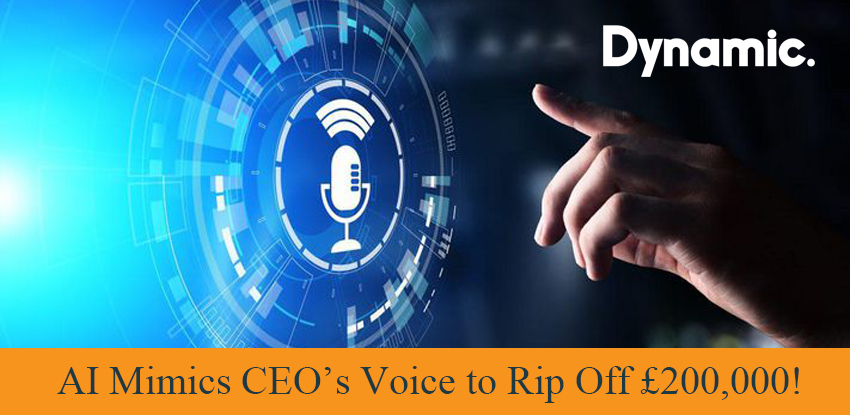 AI Mimics CEO's Voice to Rip Off £200,000!
