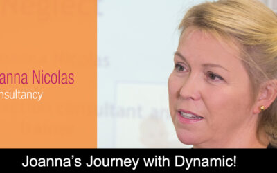 Joanna's Journey with Dynamic!