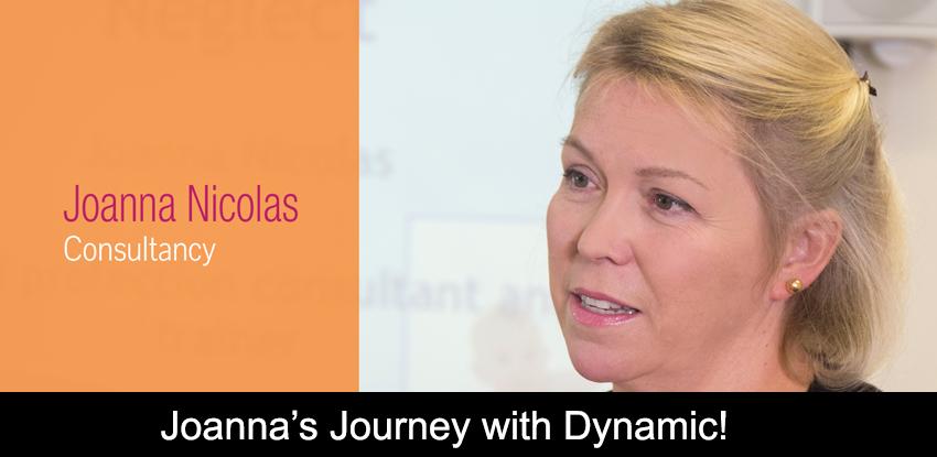 Joanna's Journey with Dynamic!