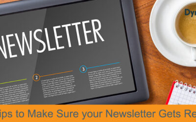 5 Tips to Make Sure your Newsletter Gets Read!