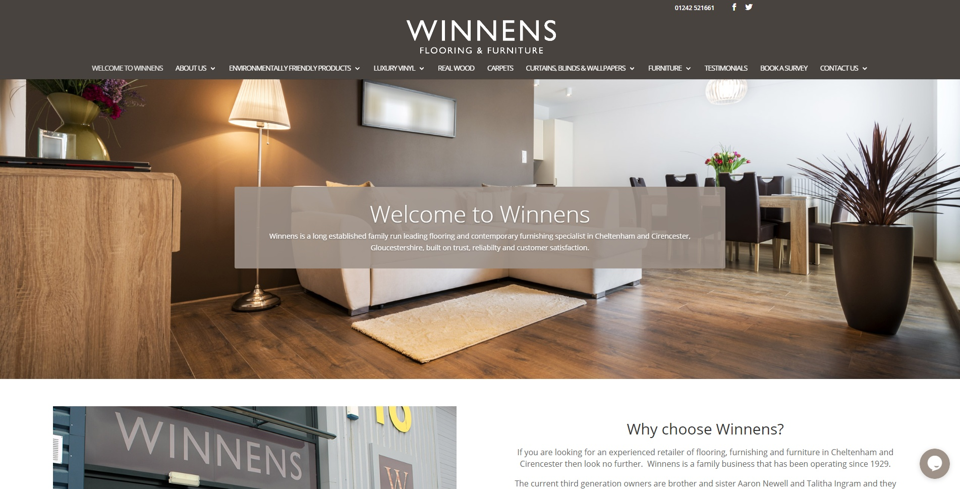 Winnens Screenshot