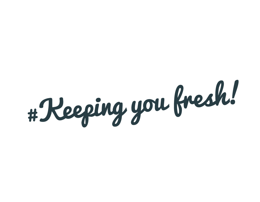 keeping you fresh alone