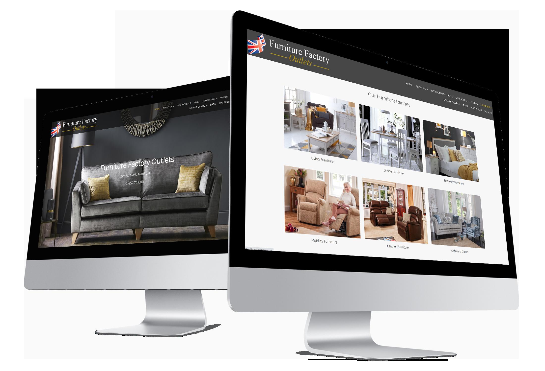 Furniture Factory MAC Render