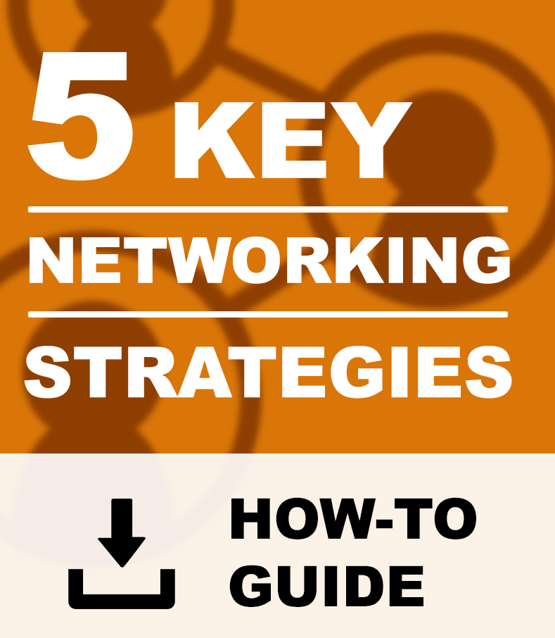 How To 5 networking strategies