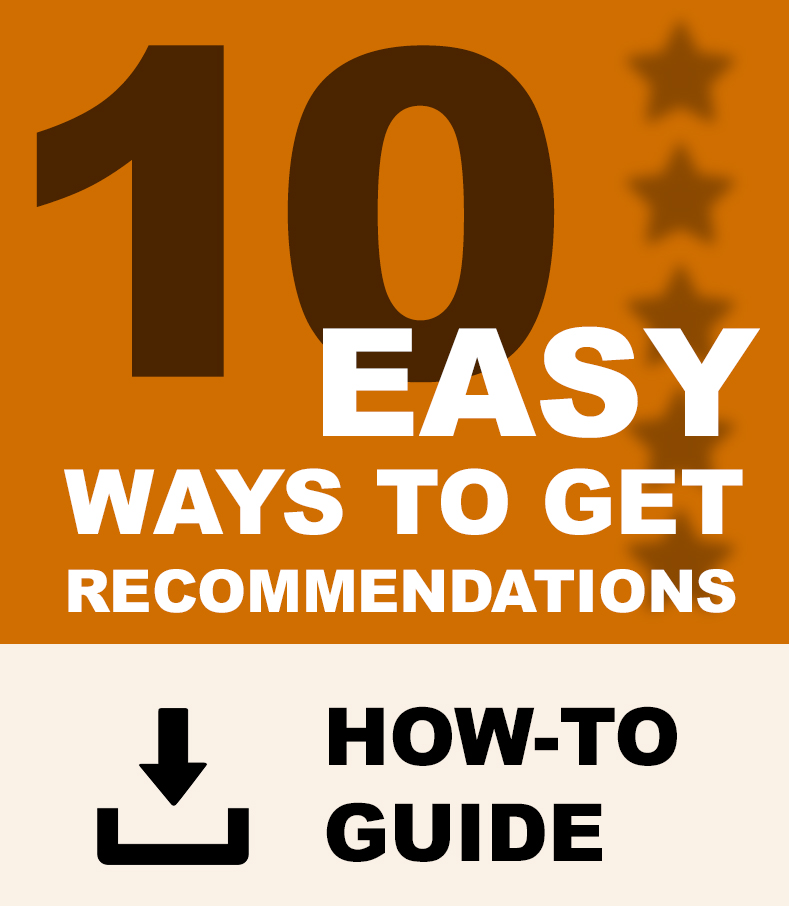 How To Get Recommendations