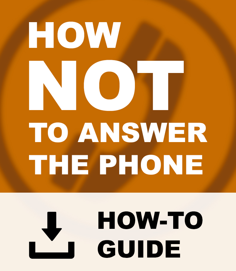 How To Not Answer Phone