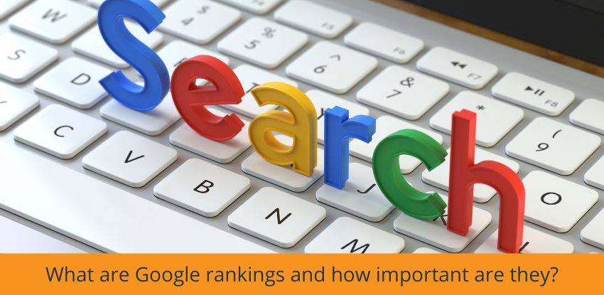 Blog Header - Google Rankings