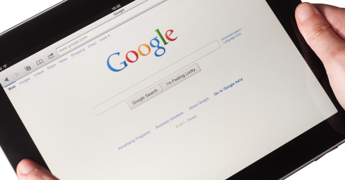 Blog Image - Google Search