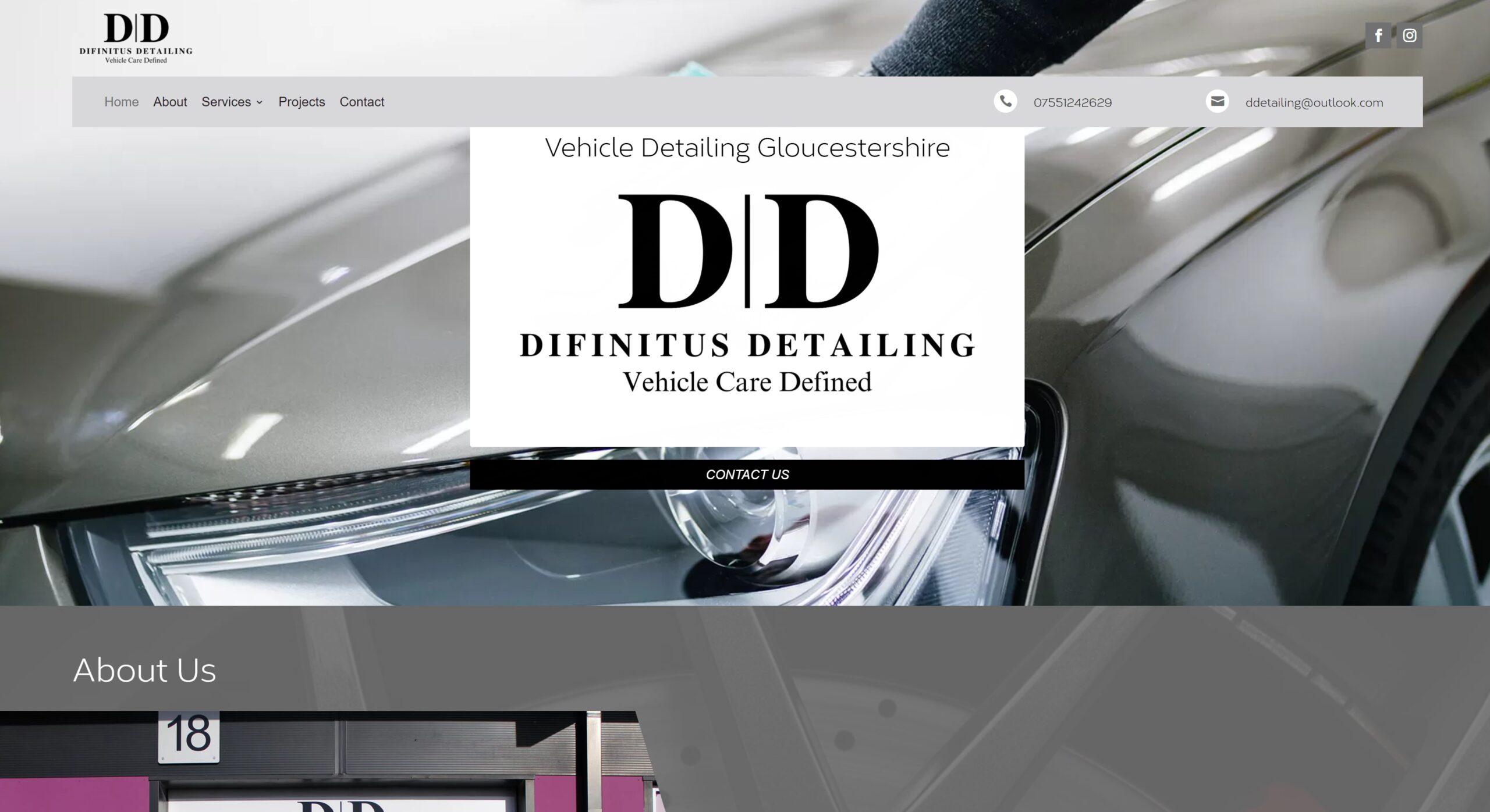 Difinitus Detailing Screenshot scaled