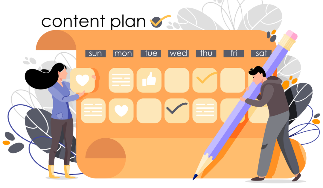 You Ask we Answer Blog Header Dynamic May 2021 - Create a Social Media Content Plan