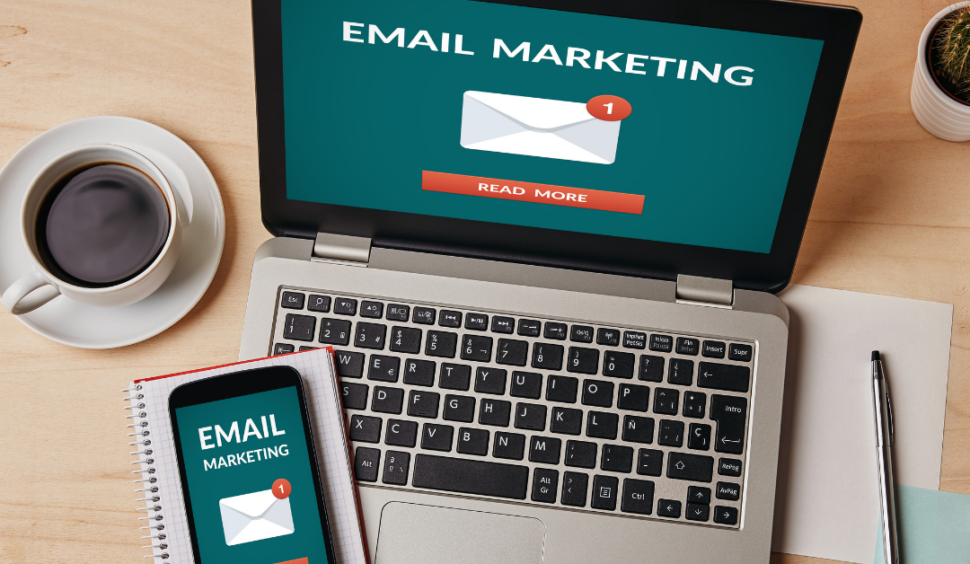 open rates for email marketing campaigns blog header