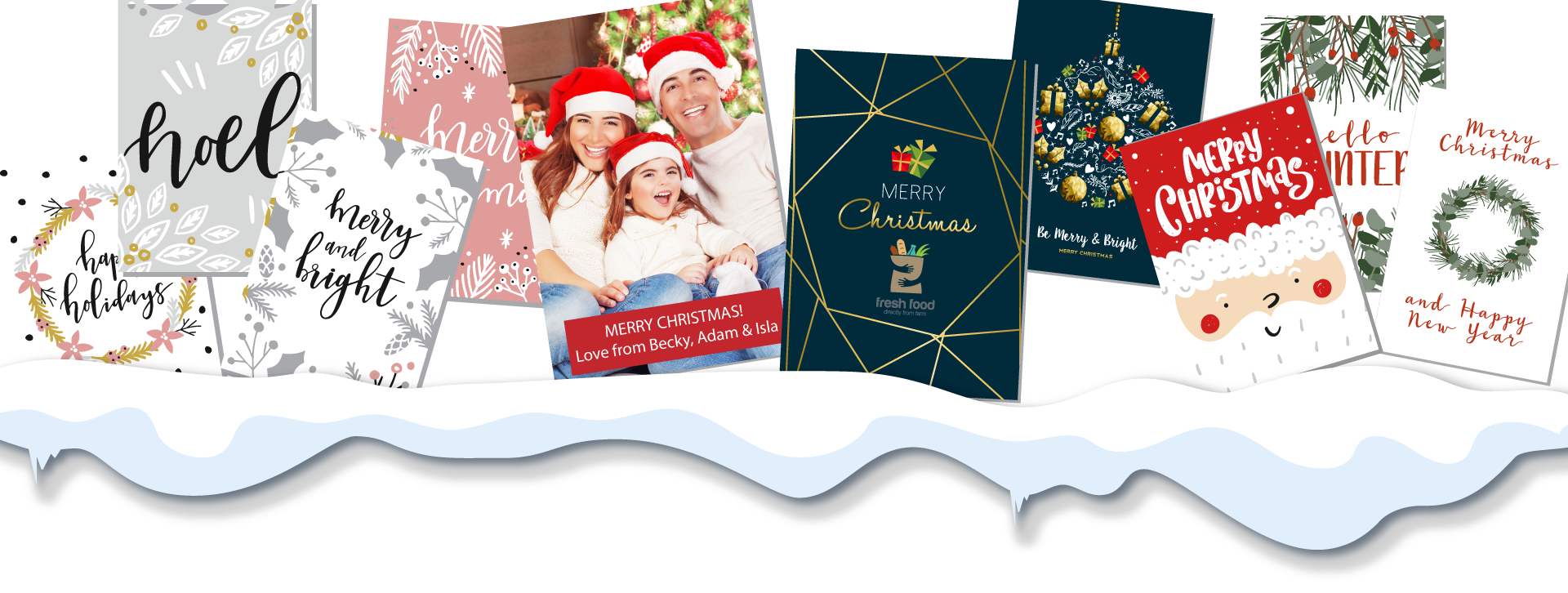 christmas card banner v2